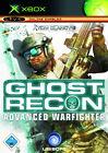 Tom Clancy's Ghost Recon: Advanced Warfighter (Microsoft Xbox, 2006, DVD-Box)