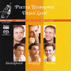 Shostakovich, Prokofiev, Britten: Sonatas for Cello (2003)