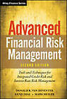 Advanced Financial Risk Management: Tools & Techniques for Integrated Credit Risk and Interest Rate Risk Management by Mark Mesler, Kenji Imai, Donald R. van Deventer (Hardback, 2013)