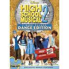 High School Musical 2 (DVD, 2008, 2-Disc Set, Deluxe Dance Edition)