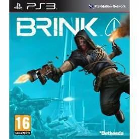 BRINK PS3 Video Game - Special Edition - Sony PlayStation 3
