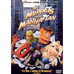 The-Muppets-Take-Manhattan-DVD-Brand-New