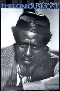 THELONIUS-MONK-24x36-Print-Improvisational-Jazz-Pianist-Composer-Poster