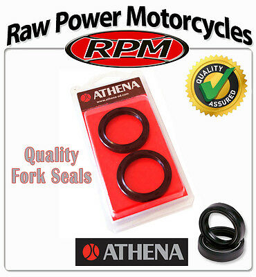 Kymco Dink 50 LC Bet & Win 01-07 Athena Fork Oil Seals (Pair) 8465487