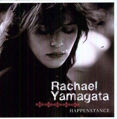 Happenstance by Rachael Yamagata (CD, Jun-2004, BMG)