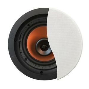 Klipsch-CDT-3650-C-II-In-ceiling-speaker-4-Each-Brand-New
