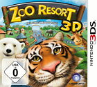 Zoo Resort 3D (Nintendo 3DS, 2012)