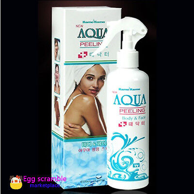 body & face scrub Bath Peeling Dead  magic skin  Exfoliating Natural no Chemical