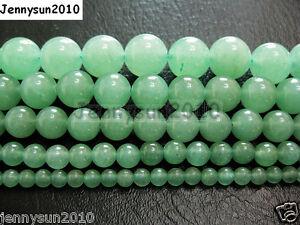 Natural-Aventurine-Gemstone-Round-Beads-15-5-039-039-2mm-3mm-4mm-6mm-8mm-10mm-12mm