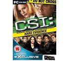 CSI: Crime Scene Investigation: Hard Evidence (PC: Windows, 2007)
