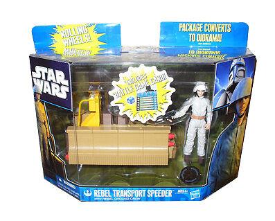 Hasbro Star Wars Rebel Speeder Vehicle Ass Action Figure