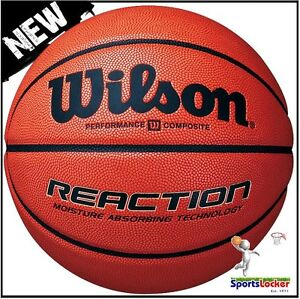 Wilson-Reaction-Indoor-Outdoor-Competition-Basketball-Size-5-6-7-NEW
