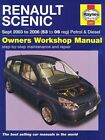 Renault Scenic Petrol and Diesel Service and Repair Manual: 2003 to 2006 by R. M. Jex (Hardback, 2006)
