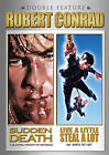 Robert Conrad Double Feature: Live a Little, Steal a Lot/Sudden Death (DVD, 2014, 2-Disc Set)