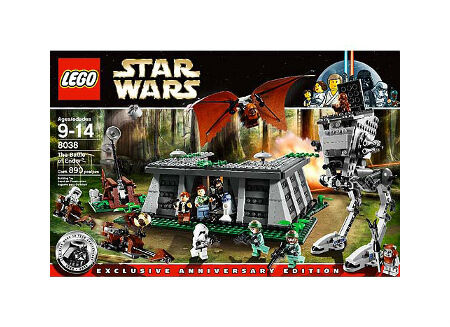 Lego Star Wars Episode IV-VI The Battle of Endor (8038)