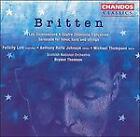 Benjamin Britten - Britten: Les Illuminations; Quatre Chansons françaises; Serenade (2004)