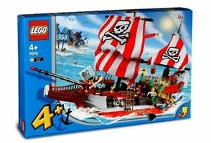 stock photo - Lego Pirate