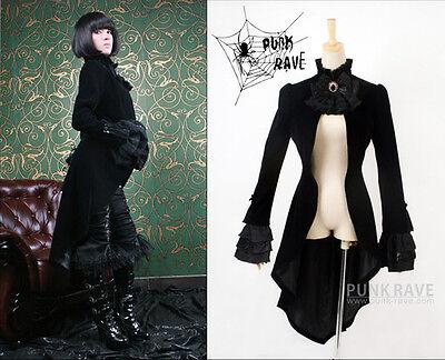 Jacket gothic elegant lolita victorian steampunk twist burlesque corset