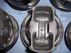 Porsche-Kolben-bearbeiten-3-8-RS-Kolben-auf-964-Pleuel-anpassen