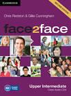 face2face Upper Intermediate Class Audio CDs (3) by Chris Redston, Gillie Cunningham (CD-Audio, 2013)