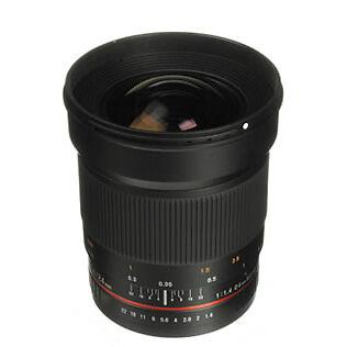 Samyang 24mm F/1.4 MF AS UMC ED Lens For Pentax