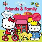 Hello Kitty Playscene Pack: Friends and Family by Sanrio (Paperback, 2013)
