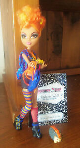 RARE-Mattel-Monster-High-HOWLEEN-WOLF-Doll-From-Giftset-NO-BOX