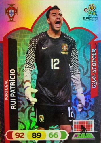 Panini Euro 2012 Adrenalyn XL  Goal Stopper aus allen aussuchen to choose
