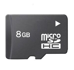 New-8GB-microSDHC-Flash-Memory-Card-Generic-Non-Branded-8-GB-microSD-Bulk