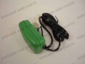 Peg Perego Ride On Toys 6 Volt 6 V Battery Charger Ebay