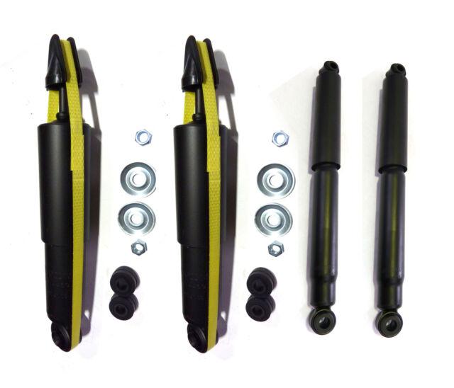 4 New Shocks Full Set 2WD Only Ltd Lifetime Warranty OE Repl. Free Shipping