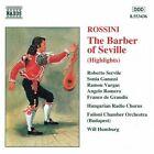 Gioachino Rossini - Rossini: Barber of Seville (Highlights, 1997)