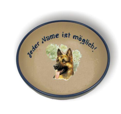 Cereal con nombres perros raza imagen S-Z//2 tamaños Schüssel comida para perros plato