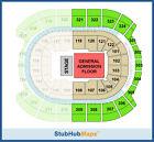 Metric Tickets 11/24/12 (Toronto)