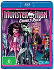 Monster High - Ghouls Rule (Blu-ray, 2012)