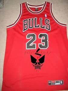 big sale a8413 06b3a Details about 1997 authentic nike michael jordan jersey chicago bulls  jersey original real