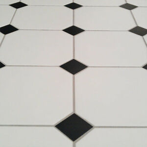 Victorian-Octagon-Floor-Tile-with-black-Taco