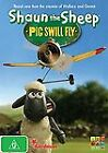 Shaun The Sheep - Pig Swill Fly (DVD, 2011)