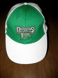 DAYTON-DRAGONS-baseball-hat-embroidered-Dragon-s-Lair-Cincinnati-Reds