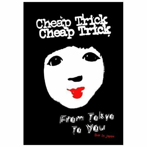 Cheap Trick - From Tokyo To You: Live in Japan (DVD, 2004) New Sealed