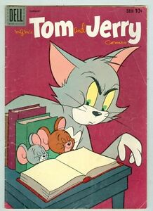 Tom-and-Jerry-187-February-1960-G-VG