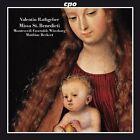 Johann Valentin Rathgeber - Valentin Rathgeber: Missa St. Benedicti (2010)