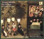 Thomas Morley: The First Book of Consort Lessons (2007)
