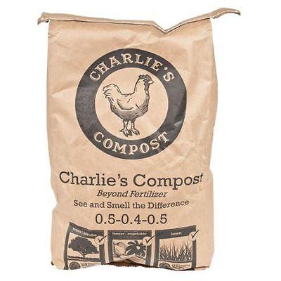Charlie's Compost Natural Organic Chicken Manure Fertilizer 1 lb