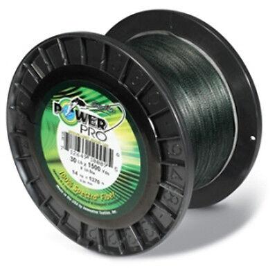Power Pro Spectra Green Braid 1500yds! CHOOSE SIZE
