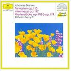 Johannes Brahms - Brahms: Fantasien, Op. 116; Intermezzi, Op. 117; Klavierstücke, Opp. 118 & 119 (1992)