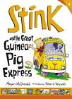 Stink and the Great Guinea Pig Express by Megan McDonald (Paperback, 2013)