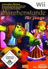 Märchenstunde für Jungs (Nintendo Wii, 2009, DVD-Box)