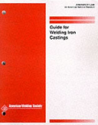 Guide for Welding Iron Castings Dii.2-89