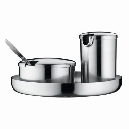 WMF Kult Sugar & Creamer Mini Set Cromargan 18/10 stainless steel